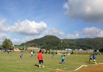 2014年9月 洞爺オータムフェス サッカー大会