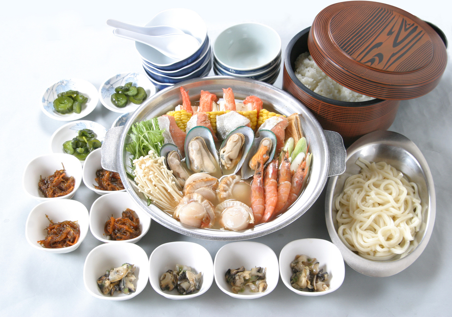 北の海鮮鍋
