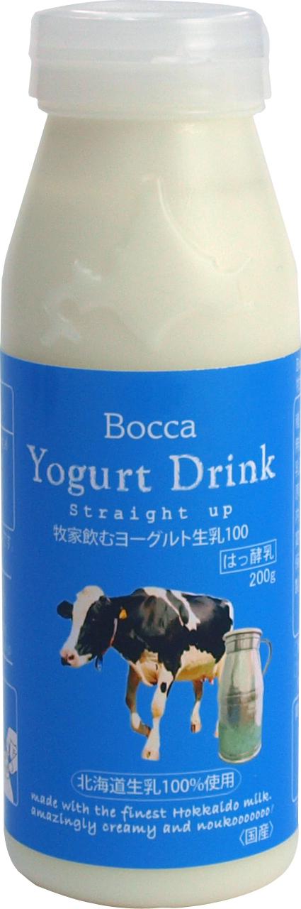 牧家飲むヨーグルト生乳100 200g