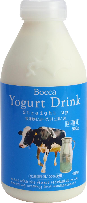 牧家飲むヨーグルト生乳100 500g