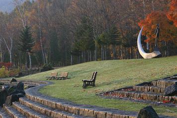 有珠山噴火記念公園