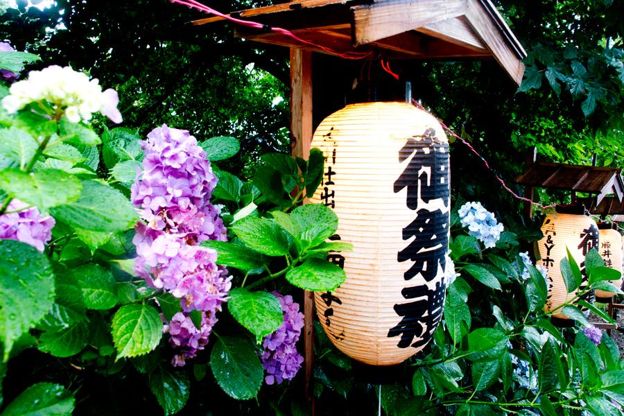 虻田神社例大祭