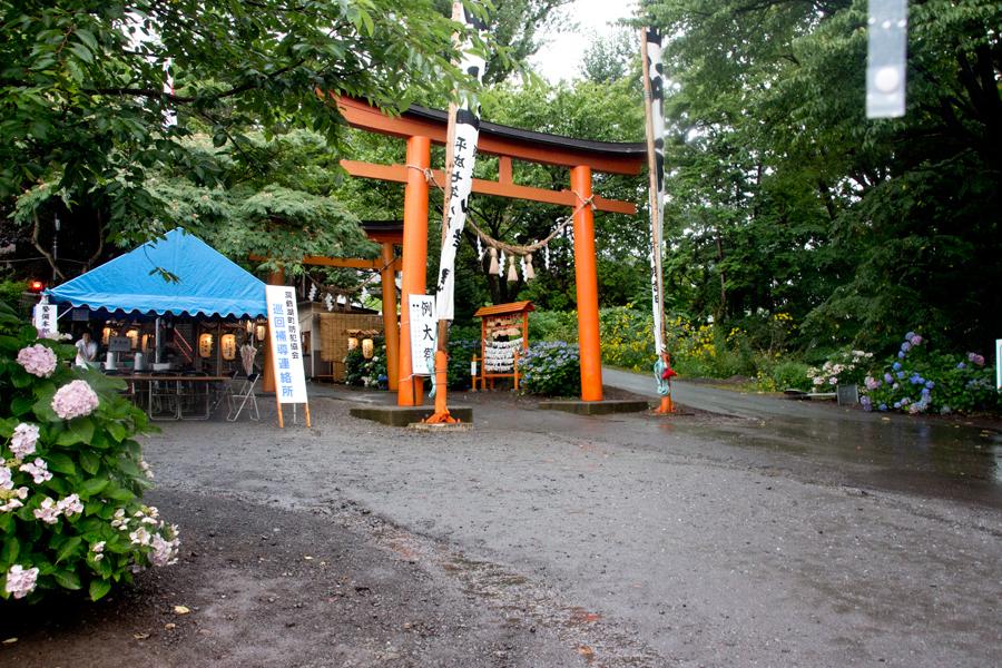 虻田神社例大祭その2
